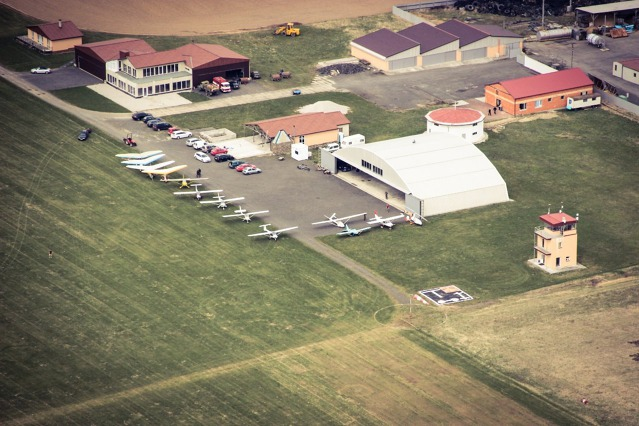 Letiště Erpužice